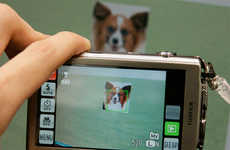 The Fujifilm Finepix Z700 Waits for Your Pet's Smile Before Capturing