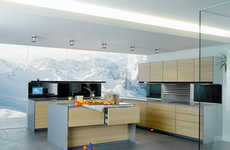 Touchscreen Tech Kitchens