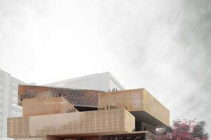 The 51-1 Arquitectos Museum Addition Gives History a Makeover
