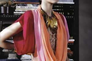 'Retro Futurista' in Marie Claire Italia March 2010 is Standout