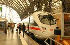 China To Connect High Speed Rail to Europe