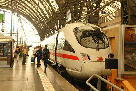 Sino-European Train Stations - China To Connect High Speed Rail to Europe