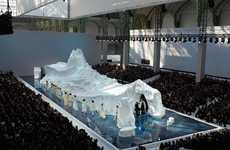 Glacial Catwalks