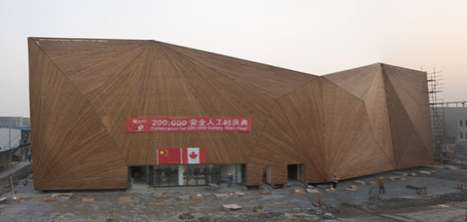 World Expo Canada Pavilion