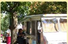 Mobile Bakeries - The Cupcake Truck Serves Up Sweet Treats in Connecticut