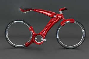 John Villarreal's Futuristic Bike Design