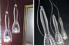 Romantic Glass Lighting