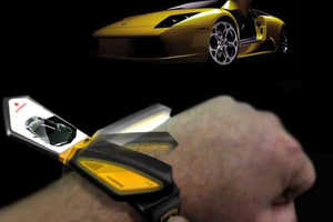 The 'Phone for Lamborghini' Can Do Everything Except Drive