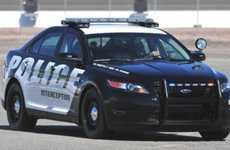 Futuristic Cop Cars