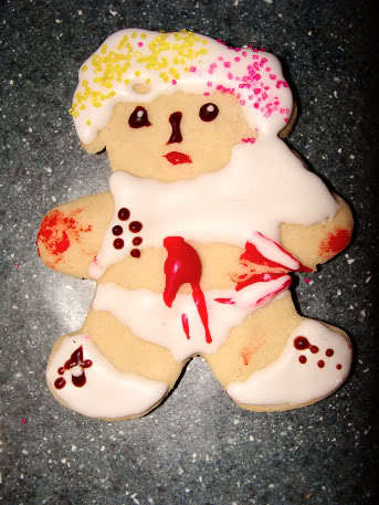 Lady Gaga Cookies