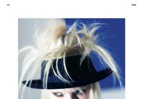 'Showing Out' in Dazed & Confused April 2010 Has 80s-Inspired Wear