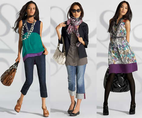 Funky Affordable Couture - The Simply Vera Spring 2010 Collection for Kohl's
