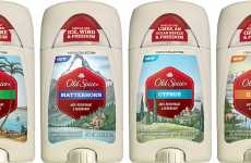 Effeminate Men's Deodorant - The Old Spice Fresh Collection Smells Like Far-Off Places