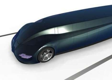 all electric superbus