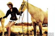 12 Western Cowgirl Creations