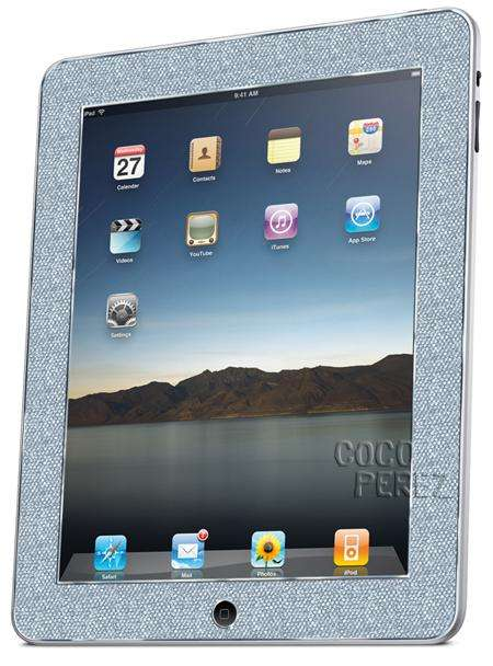 $20,000 iPads - The Diamond iPad by Mervis Diamond is Surrounded by 11.43 Carats