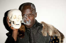 Modern Shakespearean Shoots - Terry Richardson Shoots Michael K. Williams For Vice