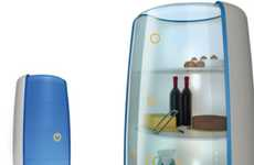 Revealing Refrigerators - The Window Fridge by Yoonjung Kim and Jongrok Lee