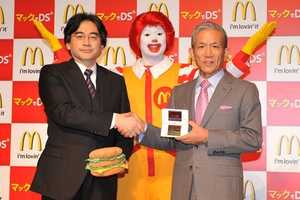 Nintendo and McDonald's Team Up for Employee Training