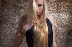 Julie Rubano Creates Oversize Statement Jewelry