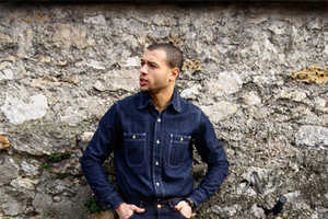 The Bleu de Paname 2010 Spring Collection is Forever in Blue Jeans
