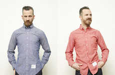 Acclaimed Menswear Designer Thom Browne for Supreme