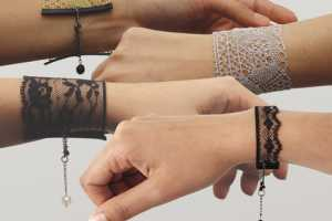 Itunube 'Bracelaces' Have a Modern Victorian Edge