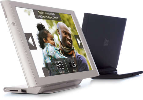 Vizit Digital Picture Frame