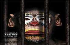 Sardonic Clown Animals