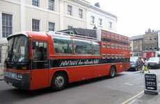 Bus Hotels - Rotel Tours Accommodates Both Inquisitive and Sleepy Tourists
