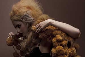 Una Hlin Kristjansdottir's Hair Raising 'Royal Extreme' Clothing Line