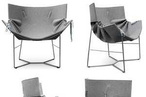 The Bufa Chair by MOWO Studio