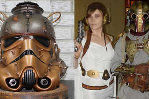 The Steampunk Star Wars Costumes Make Being Geeky Cool