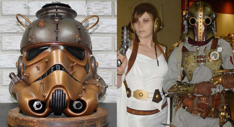 Steampunk Star Wars Costumes