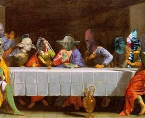 last supper inspirations