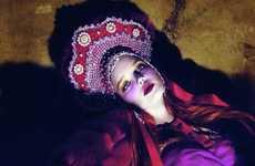 Ornate Jeweled Accessories
