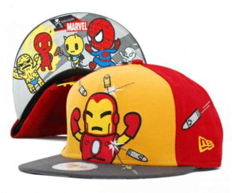 New Era Tokidoki Marvel