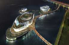 Man-Made Floating Islands - The Soul Flora in Korea is the World's First to be Created