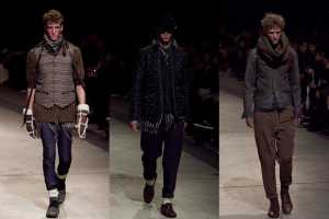 The Factotum Fall 2010 Collection is Ready to Rough it Up