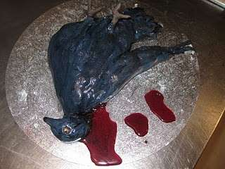Roadkill Cake