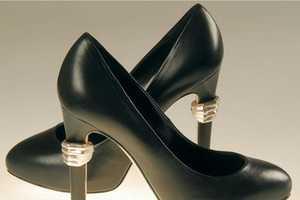Delettrez Jewelry Embellishes Zanotti Shoes