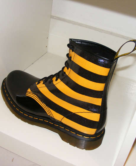 Bumble Bee Shoe
