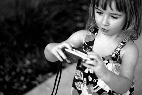 Toddler Art Exhibitions - 3-Year-Old Photographer Ruby Ellenby Debuts Her 22-Picture Exhibition