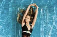 Pool Float Fashiontography
