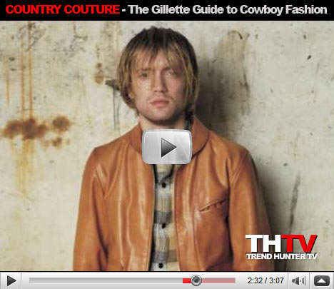 Country Couture - The Gillette Guide to Cowboy Fashion