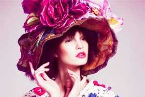 Andrew Yee Unveils Key Headwear Looks for Spring in The Financial Times
