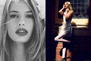 'Teen Angel' by Jo Duck Emphasizes Youth & Innocence