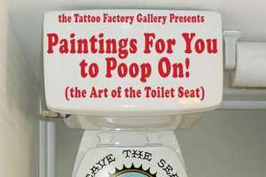 'The Art of the Toilet Seat' Brings Art Back to the Throne