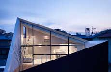 Angled Family Homes