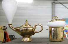 Hand-Blown Genie Lamps